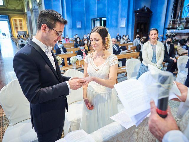 Il matrimonio di Luca e Alice a Barlassina, Monza e Brianza 41