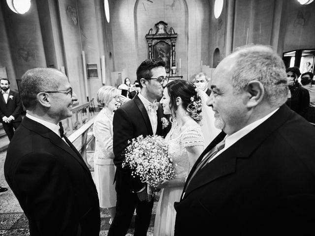 Il matrimonio di Luca e Alice a Barlassina, Monza e Brianza 42