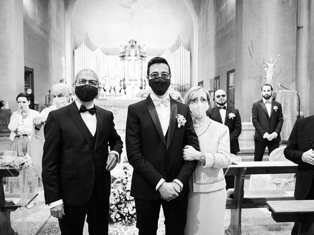 Il matrimonio di Luca e Alice a Barlassina, Monza e Brianza 43