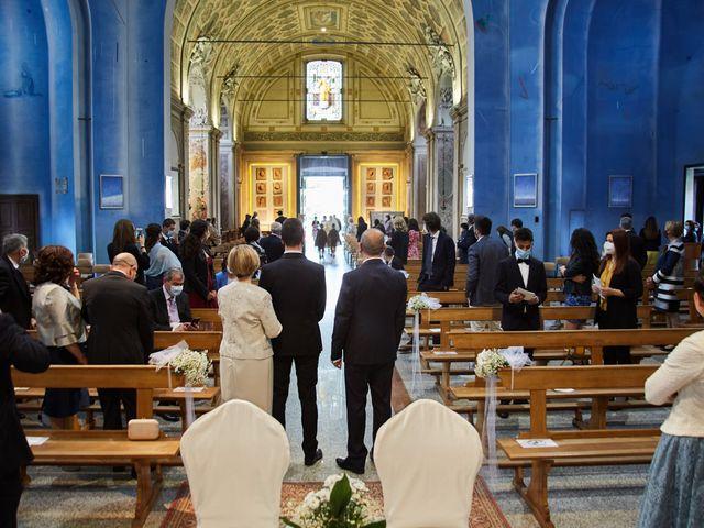 Il matrimonio di Luca e Alice a Barlassina, Monza e Brianza 44