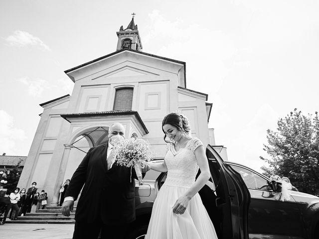 Il matrimonio di Luca e Alice a Barlassina, Monza e Brianza 45