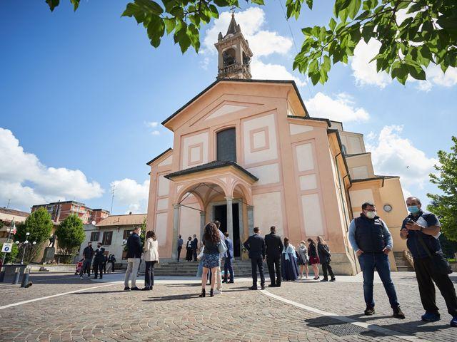 Il matrimonio di Luca e Alice a Barlassina, Monza e Brianza 46