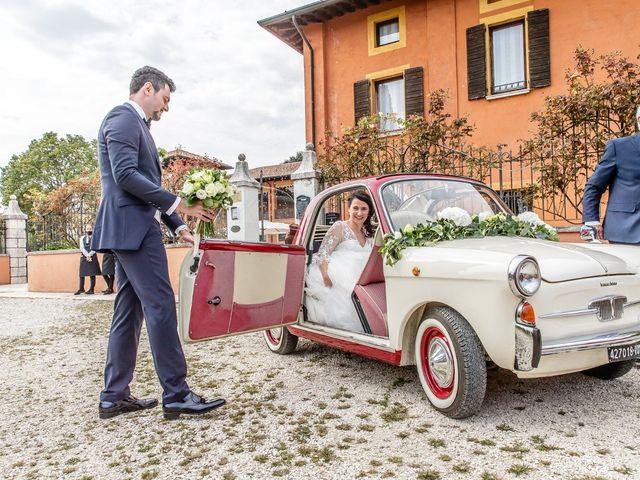 Il matrimonio di Silvia e Stefano a Polpenazze del Garda, Brescia 1