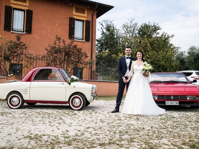 Il matrimonio di Silvia e Stefano a Polpenazze del Garda, Brescia 2