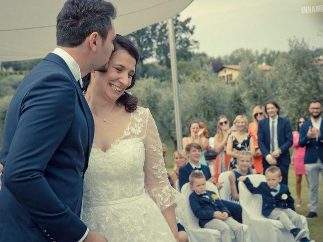 Il matrimonio di Silvia e Stefano a Polpenazze del Garda, Brescia 4