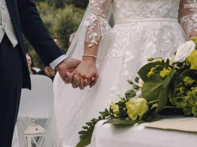Il matrimonio di Silvia e Stefano a Polpenazze del Garda, Brescia 5