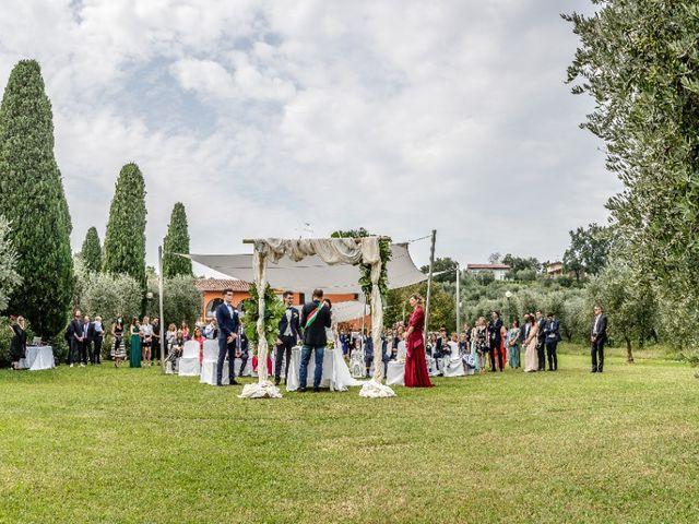 Il matrimonio di Silvia e Stefano a Polpenazze del Garda, Brescia 6