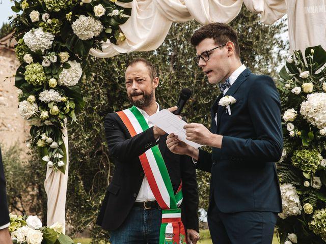 Il matrimonio di Silvia e Stefano a Polpenazze del Garda, Brescia 8