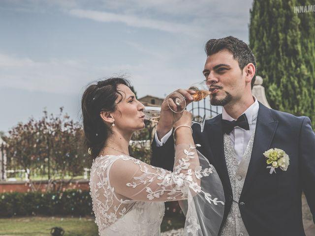 Il matrimonio di Silvia e Stefano a Polpenazze del Garda, Brescia 9