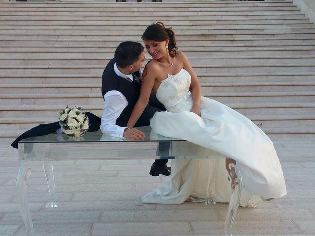 le nozze di Alessandra e Filippo