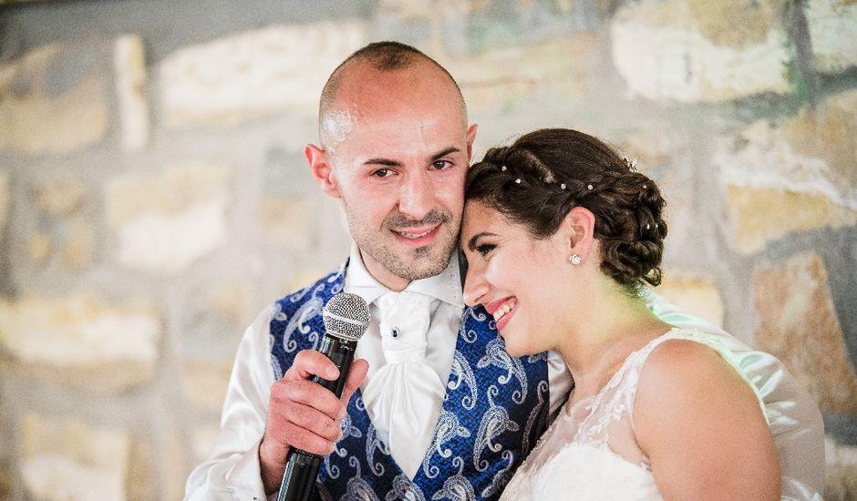 Il matrimonio di Antonio e Alessandra a Serri, Cagliari