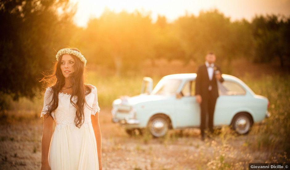 Il matrimonio di Nico e Roberta a Cellamare, Bari