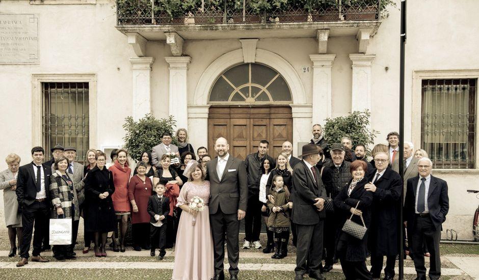 Il matrimonio di Ganluca e Celia a Villafranca di Verona, Verona