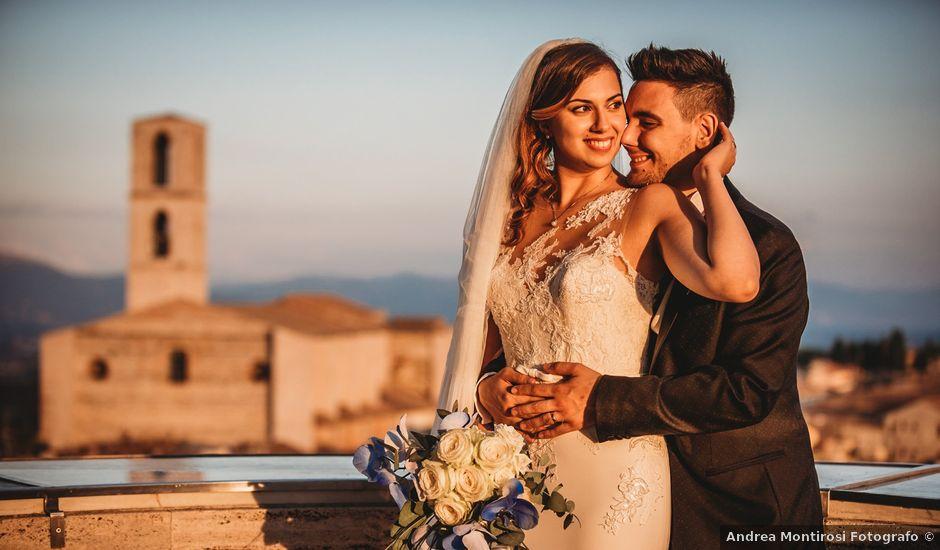 Il matrimonio di Andrea e Debora a Perugia, Perugia
