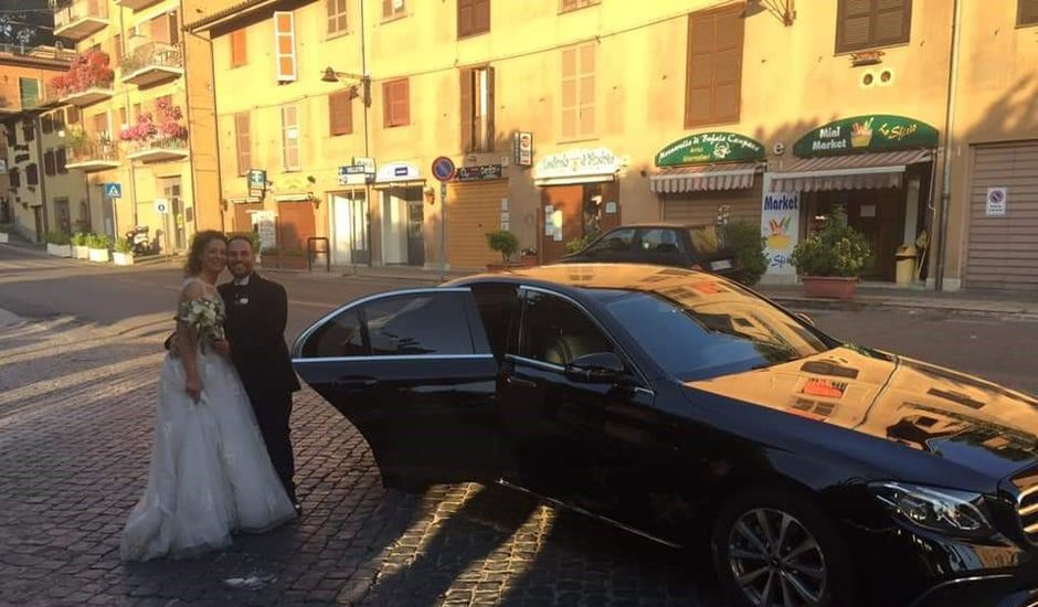 Il matrimonio di Francesco  e Tiziana  a Genzano di Roma, Roma