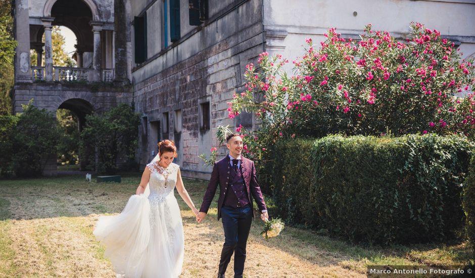Il matrimonio di Manuel e Debora a Due Carrare, Padova