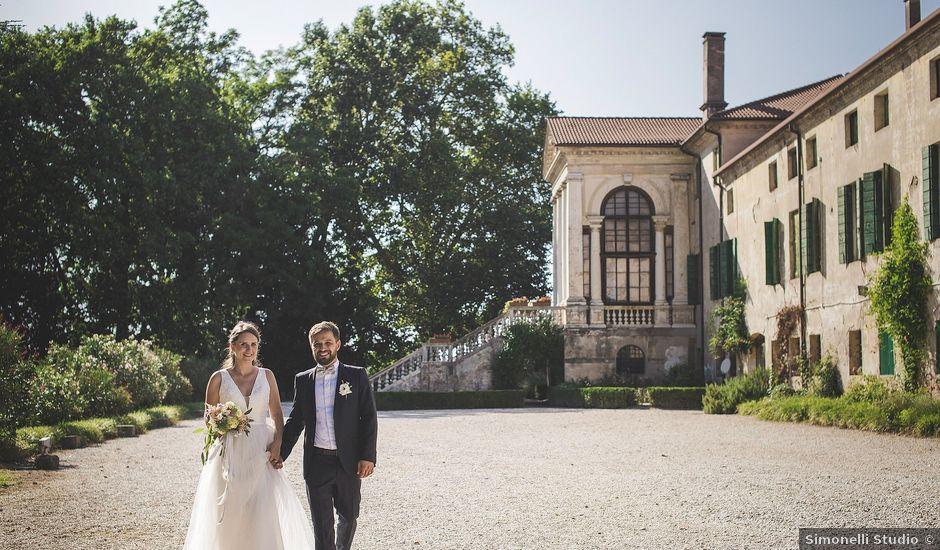 Il matrimonio di Vlad e Rodica a Granze, Padova