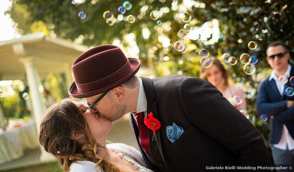 Il matrimonio di Andrea e Elena a Misano di Gera d'Adda, Bergamo