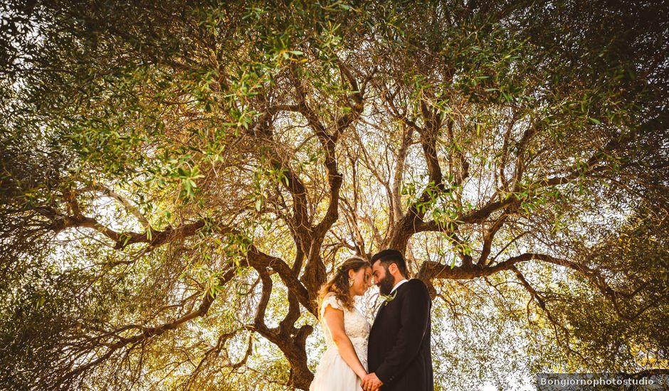 Il matrimonio di Santoro e Rosi a Agrigento, Agrigento