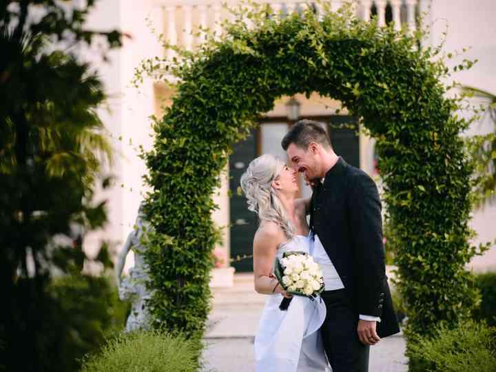 Le nozze di Luana e Michele