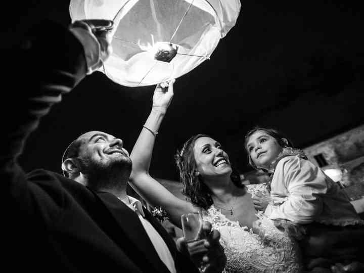 le nozze di alessia e maurizio