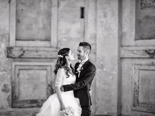 Le nozze di Maria Giulia e Nicola