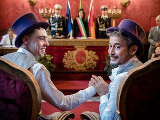 Le nozze di Francisco e Luca