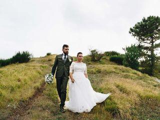 Le nozze di Tania e Matteo