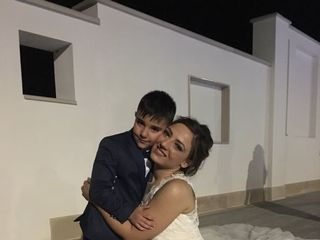 Le nozze di Viviana  e Mimmo  1