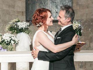Le nozze di Mara e Gianni