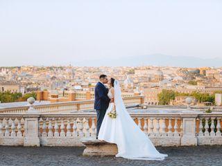 Le nozze di Emanuele e Sabrina