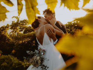 Le nozze di Deborah e Pietro