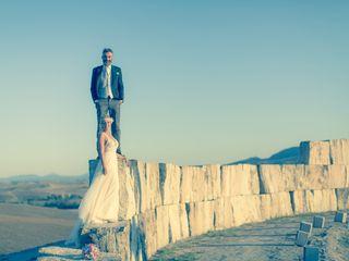 Le nozze di Eleonora e Gianni 1