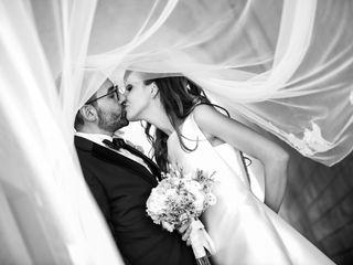 Le nozze di Federica e Dominik