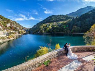 Le nozze di Gabriella e Mattia