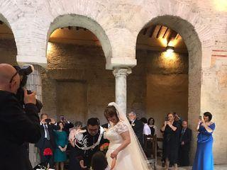 Le nozze di Elisa e Antonio  1