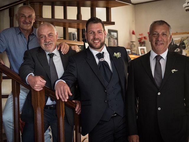 Il matrimonio di Mirko e Sara a Muccia, Macerata 10