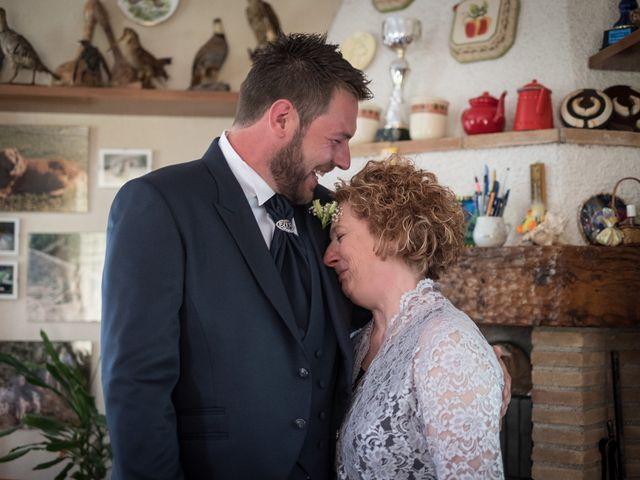 Il matrimonio di Mirko e Sara a Muccia, Macerata 11