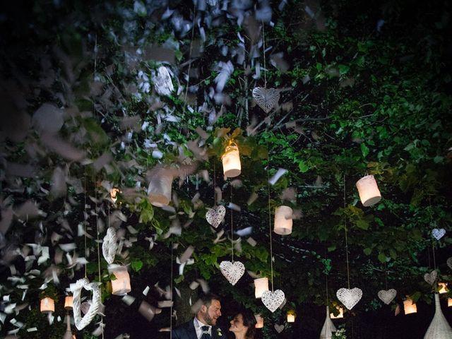 Il matrimonio di Mirko e Sara a Muccia, Macerata 24