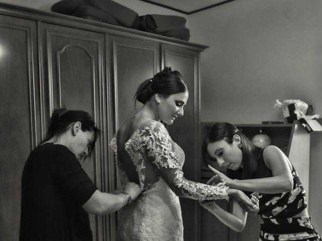 Il matrimonio di Mirko e Sara a Muccia, Macerata 27