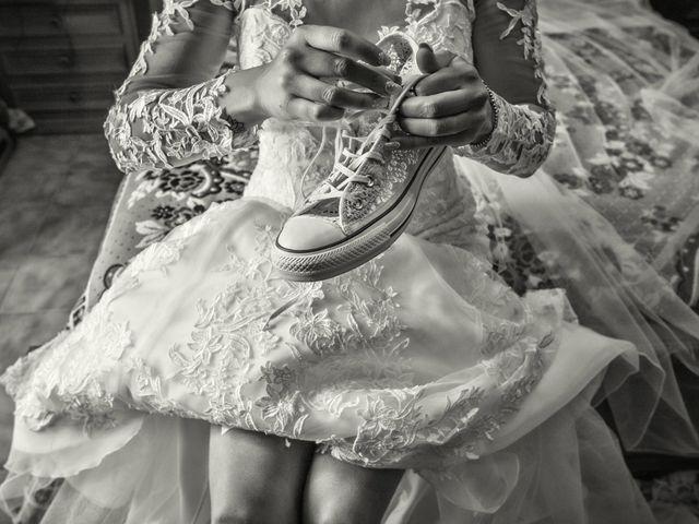 Il matrimonio di Mirko e Sara a Muccia, Macerata 28