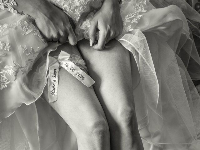 Il matrimonio di Mirko e Sara a Muccia, Macerata 29