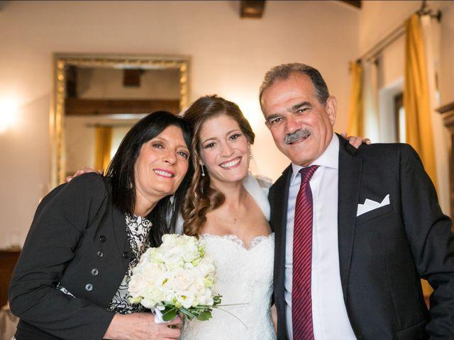 Il matrimonio di Francesco e Marta a Turano Lodigiano, Lodi 12