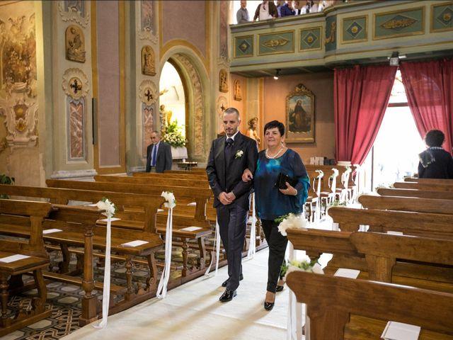 Il matrimonio di Francesco e Marta a Turano Lodigiano, Lodi 13