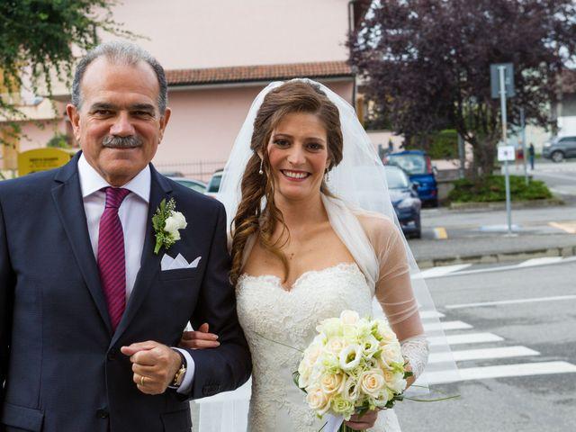 Il matrimonio di Francesco e Marta a Turano Lodigiano, Lodi 14