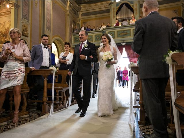 Il matrimonio di Francesco e Marta a Turano Lodigiano, Lodi 15