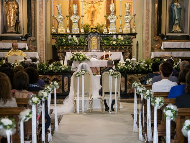 Il matrimonio di Francesco e Marta a Turano Lodigiano, Lodi 16