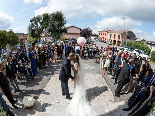 Il matrimonio di Francesco e Marta a Turano Lodigiano, Lodi 18