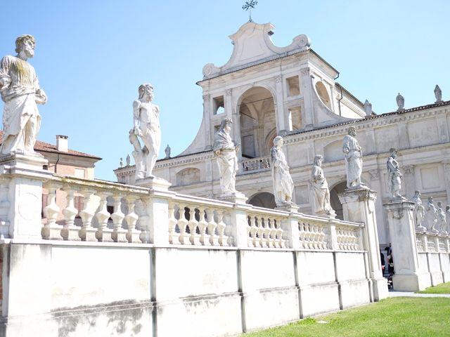 Il matrimonio di Nicola e Maria Giulia a San Benedetto Po, Mantova 5