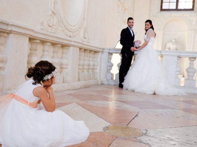 Il matrimonio di Nicola e Maria Giulia a San Benedetto Po, Mantova 6